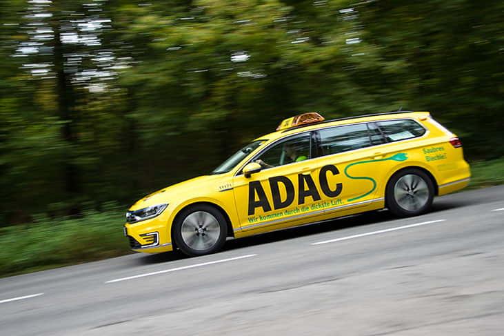 ADAC Pannenhelfer Auto